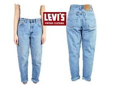 Vintage Levis 550 mom jeans Retro Very ON TREND look High Waist Taper leg