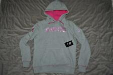 Nike New Orleans Saints Womens Breast Cancer Awareness Hoodie 574608 063 NWT
