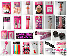 NEW HEN NIGHT PARTY ACCESSORIES GIRLS NIGHT OUT NOVELTY ITEMS BRIDE TO BE GIFTS