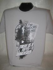 The Twilight Zone T-Shirt Tee TV Show Series Rod Serling Apparel New 1116