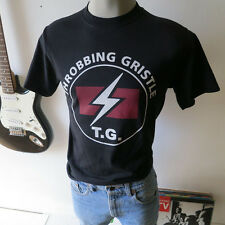 throbbing Gristle T shirt  T shirt short sleeve  t-shirt tee