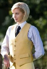 Ladies Equetech Show Waistcoat Welsh Pony Cob Red,Nvy,Yellow,Tattsall,Green,Burg