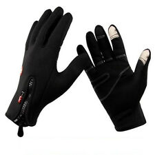 Wind Stopper Outdoor Warmer Gloves Winter Autumn Cycling Bike Motor Windproof