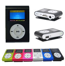 "2-32GB Slim Mp3 Mp4 Player 1.8"" LCD Screen Recorder FM Radio Games 6 Colors HOT"