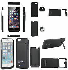 """3500mAh External battery backup power bank Charger case for iphone 6 4.7"""""""
