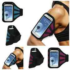 Mybat Mesh Armband Running Case Workout Gym Carrying Cover Pouch for Samsung