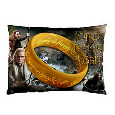 New Lord Of the Rings Hobbit Fanatsy Movie for Pillow Case Cover Free Shipping