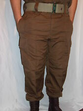 South African (SADF) Field Pants/ Trousers - Nutria Brown