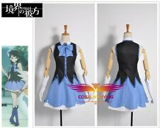 Beyond the Boundary Mitsuki Nase Idol Da Clothing Cosplay Costumes Custom-made