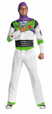 BUZZ LIGHTYEAR Classic Adult Costume Disney Toy Story Astronaut Disguise