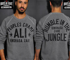 Roots of Fight Ali Rumble Anniversary People's Champ Sweatshirt M-XXL