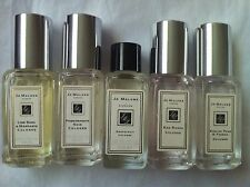 Jo Malone GRAPEFRUIT RED ROSES ENGLISH PEAR POMEGRANATE Cologne Sample Travel