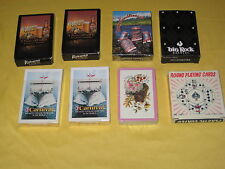 Playing Cards Standard Packs of 52 cards, new and used, Poker, Card games Casino