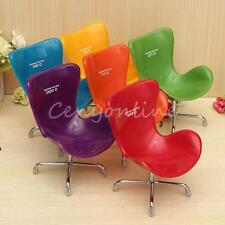 Cute Portable Chair Holder Mount Stand for Mobile Tab Desk Storage Rack Decor