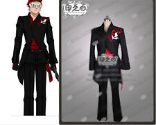 HOT RWBY 2 A Set Fighting Adam Taurus Cosplay Costume Free Shipping