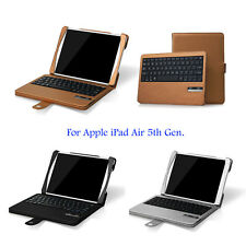 Wireless Bluetooth Keyboard Slim Cover Case Stand for Apple iPad Air 1 Air 2