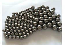 100pcs Steel-ball for Slingshot AMMO.Steel Ball for Catapult Slingshot