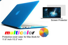 """Screen Protector/Crystal Hard Transparent Case For Mac Book Air 11.6""""/13.3"""""""