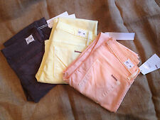 HudSON Jeans Cropped  NICO Midrise Super Skinny Pants NWT    all sizes!!