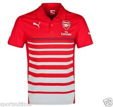PUMA ARSENAL TRAINING POLO SHIRT TOP 2014/15 MENS 100% AUTHENTIC