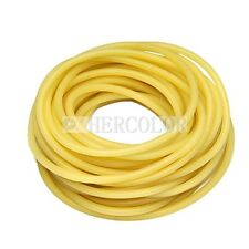 6x9mm Natural Latex Rubber Band for Slingshot Catapult Elastic Parts 1-10m