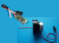 RADAR Motor and Controller Kit for RC Model Ship/Boat