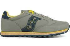 Saucony Jazz Lowpro Vegan Grey Navy 2887-40 New Mens Classic Causal Shoes