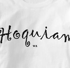 Hoquiam Washington WA GIGI Souvenir T Shirt All Sizes & Colors
