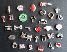 Floating Charms for your Glass Memory Locket FREE FAST SHIPPING