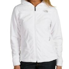 North Face Womens OSO Hoodie Fleece Jacket NWT Size XS S M L XL TNF White
