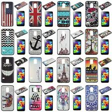 Fashion Classic Embossed Hard Back Cover Skin Case For Samsung Galaxy S5 Mini