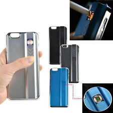 """Cool Cigarette Lighter Smoking Fitted Case Cover Skin For iPhone 6 4.7"""" #254-8"""