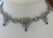 Stainless Steel Chain Maille Anklets USA Chainmaille