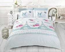 La Belle Paris Duvet Cover Set