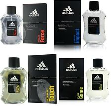 ADIDAS COLOGNE MEN 3.4 OZ / 100 ML EDT NEW IN BOX SPRAY 4 STYLES TO CHOOSE