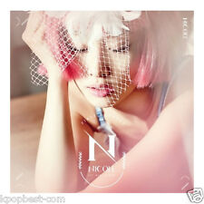 Nicole (KARA) - First Romance (1st mini album) MAMA CD +PhotoCard+Poster+Gift