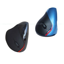 2.4G Wireless Vertical Optical Ergonomic Rechargeable Mouse With Adjustable DPI