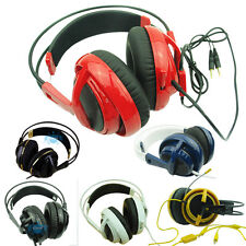 6 color Brand Steelseries Siberia V2 Gaming Headphone Natus Vincere Edition