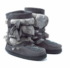 AUTHENTIC SHORT WRAP MUKLUK (VIBRAM) FROM MANITOBAH MUKLUKS