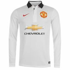 NIKE MANCHESTER UNITED LONG SLEEVE AWAY JERSEY 2014/15 BARCLAYS PREMIER LEAGUE.