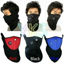 Neoprene Winter Neck Warm Face Mask Veil Sport Motorcycle Ski Bike Biker BT