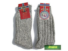 ONE PAIR of NORWAY NORWEGIAN ARMY STYLE WOOL SOCKS
