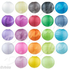 "5 Pack/10 Pack Chinese Paper Lantern Decoration Wedding Party 8"" 10"" 12"" 16"""