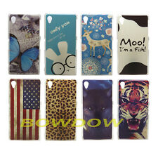 New fashion patterns back hard case cover For Sony Xperia Z1 L39H C6903 C6902