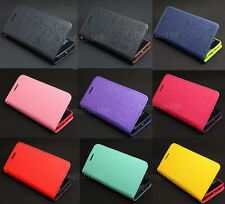 Deluxe Wallet Leather Flip Case Cover Stand For LG G2/G3/G2 Mini/G4/L90/Nexus 5