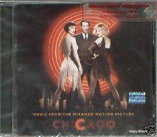 CHICAGO ORIGINAL MOVIE SOUNDTRACK SEALED CD NEW