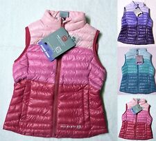 *NWT* Girl's Free Country Quilted Vest-Jacket-Ultra Lightweight DOWN Packable