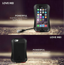 "New Love Mei Metal Shock Water Dust Proof Case Cover For iPhone 6 (4.7"")"
