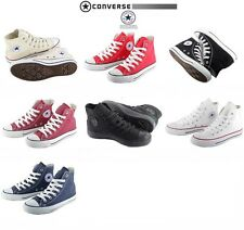 [CONVERSE ALL STAR HI] Sneaker - 7 Color Genuine Brand Shoes For Men & Women 12