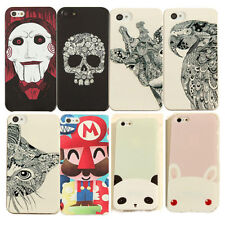 Hot Cute Painted Pattern Hard Back Case Cover Skin for Apple IPhone 6/6 Plus